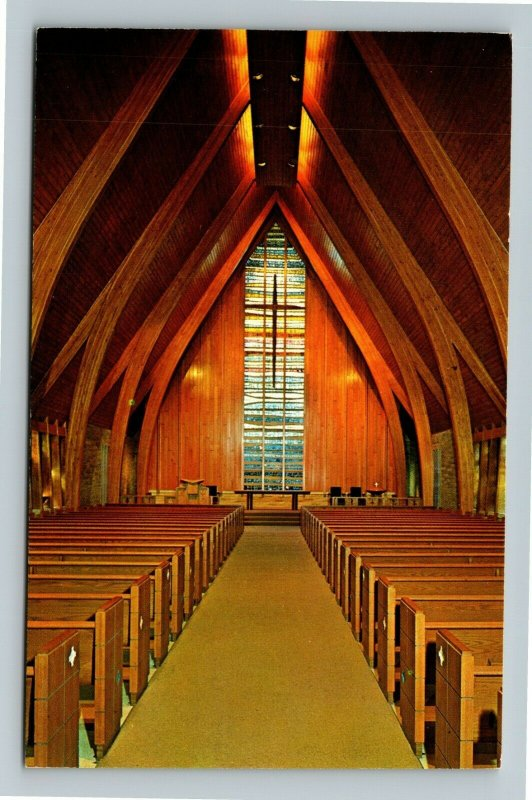 Louisville KY-Kentucky, Louisville Presbyterian Seminary, Chrome Postcard