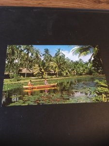 Vintage  Postcard -Coco Palms Resort Hotel, Hawaii