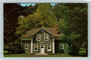 Dayton OH- Ohio, Deeds Park, Charles Kettering Home, Chrome Postcard