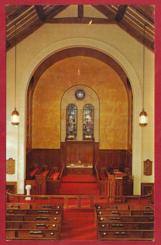 GINTER PARK METHODIST CHURCH SEMINARY, RICHMOND, Virginia  116