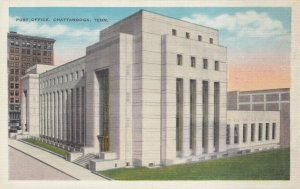 CHATTANOOGA, Tennessee, 1930-40s; Post Office