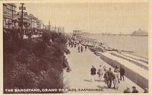The Bandstand, Grand Parade, Eastbourne, United Kingdom, 10-20s