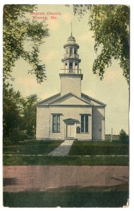 Warren, Me, Baptist Church