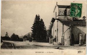 CPA DOMRÉMY L'Église (401530)