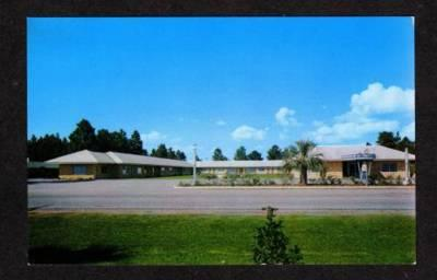 AL Malbis Hotel Courts Motel DAPHNE MOBILE ALABAMA PC