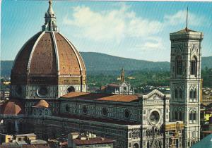 Italy Firenze Il Duomo