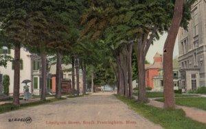 SOUTH FARMINGTON , Mass. , 1911 ; Lexington street