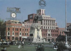 LIMA , Peru , 1983 ; San Martin Square
