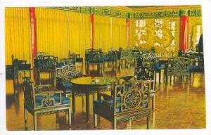 Lounge of Chi-Lin Pavillion,Grand Hotel,Taipei, 40-60s