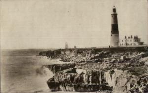 Portland UK Lighthousec1910 Postcard