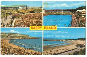 UK, Barry Island, 1978 used Postcard