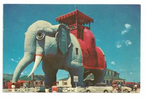 Elephant Hotel, Atlantic City, NJ.