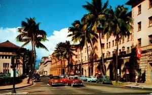Hawaii Honolulu Bishop Street