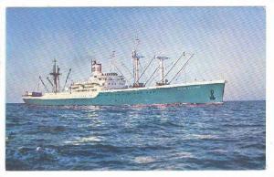 Alcoa Clipper, Freight Steamer, Ocean Liner, 40-60s