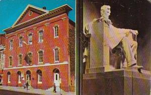 Lincoln Statue Lincoln Museum Washington DC
