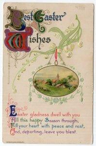 Best Easter Wishes, John Winsch, 1910