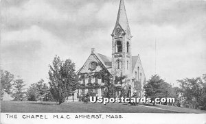 The Chapel MAC - Amherst, Massachusetts MA