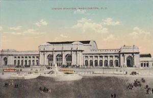 Washington DC New Union Station