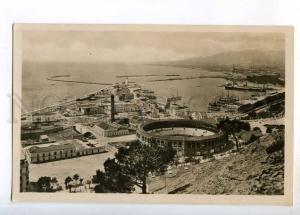 247809 NORDDEUTSCHER LLOYD SPAIN MALAGA stadium Vintage photo
