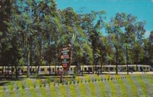 Florida Old Town Suwannee Oaks Motel & REstaurant 1959