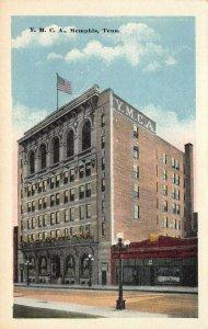 LP36 Memphis   Tennessee Postcard Y.M.C.A.