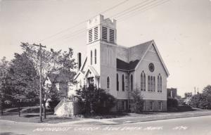 RP; Methodist Church, BLUE EARTH, Minnesota, 1930-1940s