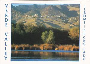 Jerome Pecks Lake Verde Valley Arizona