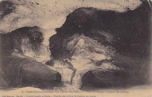 Les Grottes Merveilleuses, Dans Les Etages: Vision De l'Abime, Sare (Pyrene...
