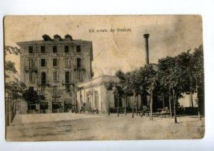 155492 Un SALUTO Italy BRUNATE Pension HOTEL Milan Vintage PC