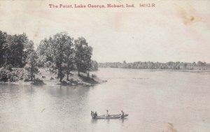 HOBART , Indiana , 1914 ; The Point, Lake George