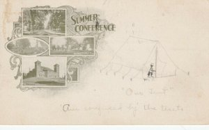 EAST NORTHFIELD , Massachusetts, 1903 ; Summer Conference