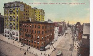 State & Pearl Streets , ALBANY , New York , 00-10s