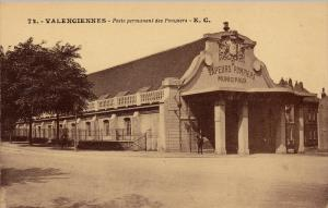 VALENCIENNES, Paste permanent des Pompiers, Nord, France, 00-10s