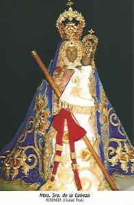 POSTAL 54634: Nuestra Se?ra de la Cabeza. Herencia Ciudad Real