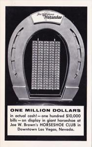 One Million Dollars Las Vegas Nevada