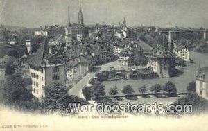 Das Nydeckquartier Bern Swizerland Unused