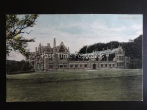 Northamptonsshire KETTERING RUSHTON HALL c1906 Old Postcard by Valentine