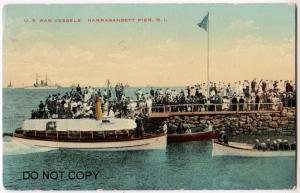 US War Vessels, Narragansett Pier RI