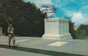 Virginia Arlington National Cemetery Tomb Of The Unknown Soldier 1964