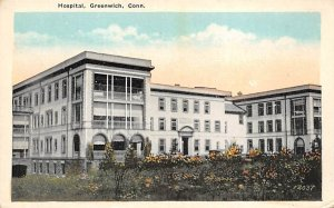 Hospital Greenwich, Connecticut, USA Hospital Unused