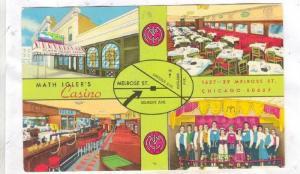 4-Views, Interior & Exterior, Math Igler's Casino, Chicago, Illinois, 20-30s