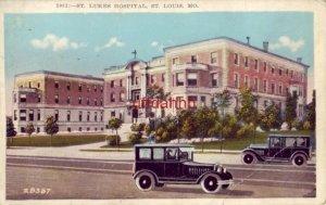 ST. LUKES HOSPITAL, ST. LOUIS, MO