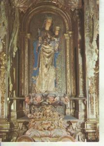 Postal 015210: Virgen de la Antigua, catedral de Granada