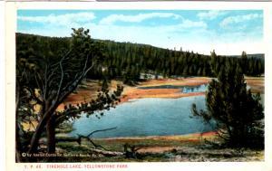 BLOOM, YP46, Firehole Lake, Yellowstone National Park