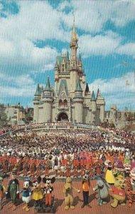 Florida Orlando Walt Disney World Welcome To Walt Disney World 1874