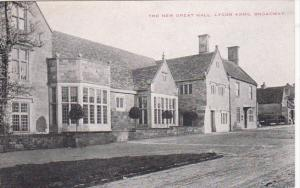 England Worcestershire Lygon Arms Broadway The New Great Hall