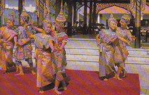 Thailand Bangkok The Classical Dance