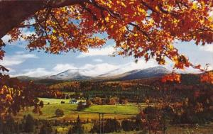 When Autumn And Winter Clash Scenes Like This Can Be Seen Between Tupper Lake...