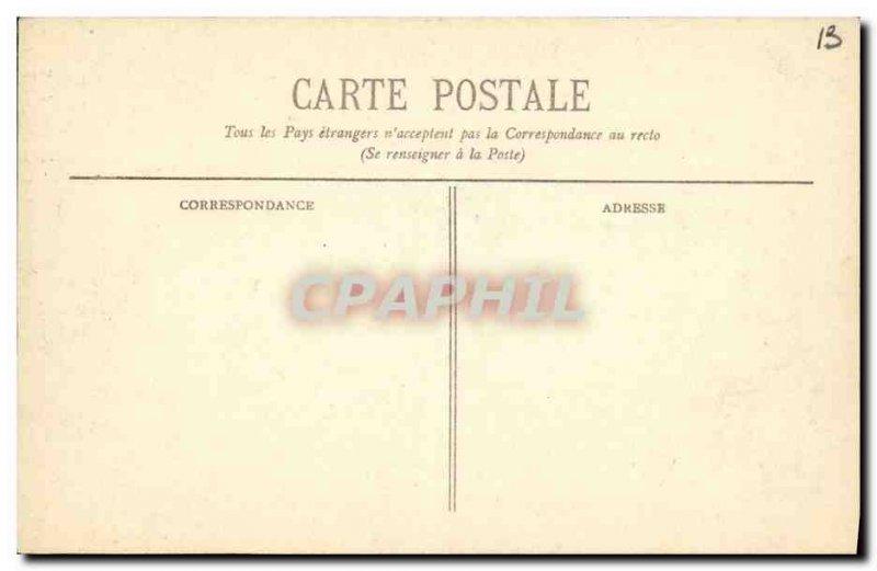 Old Postcard Marseille Notre Dame de la Garde