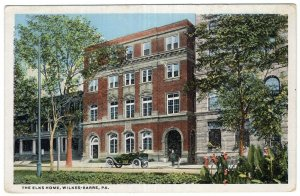 Wilkes - Barre, Pa, The Elks Home